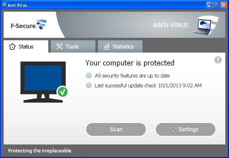F-Secure Antivirus 17.8