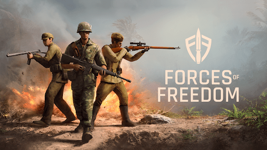 Forces of Freedom (Android)
