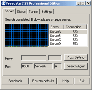 Freegate 7.88