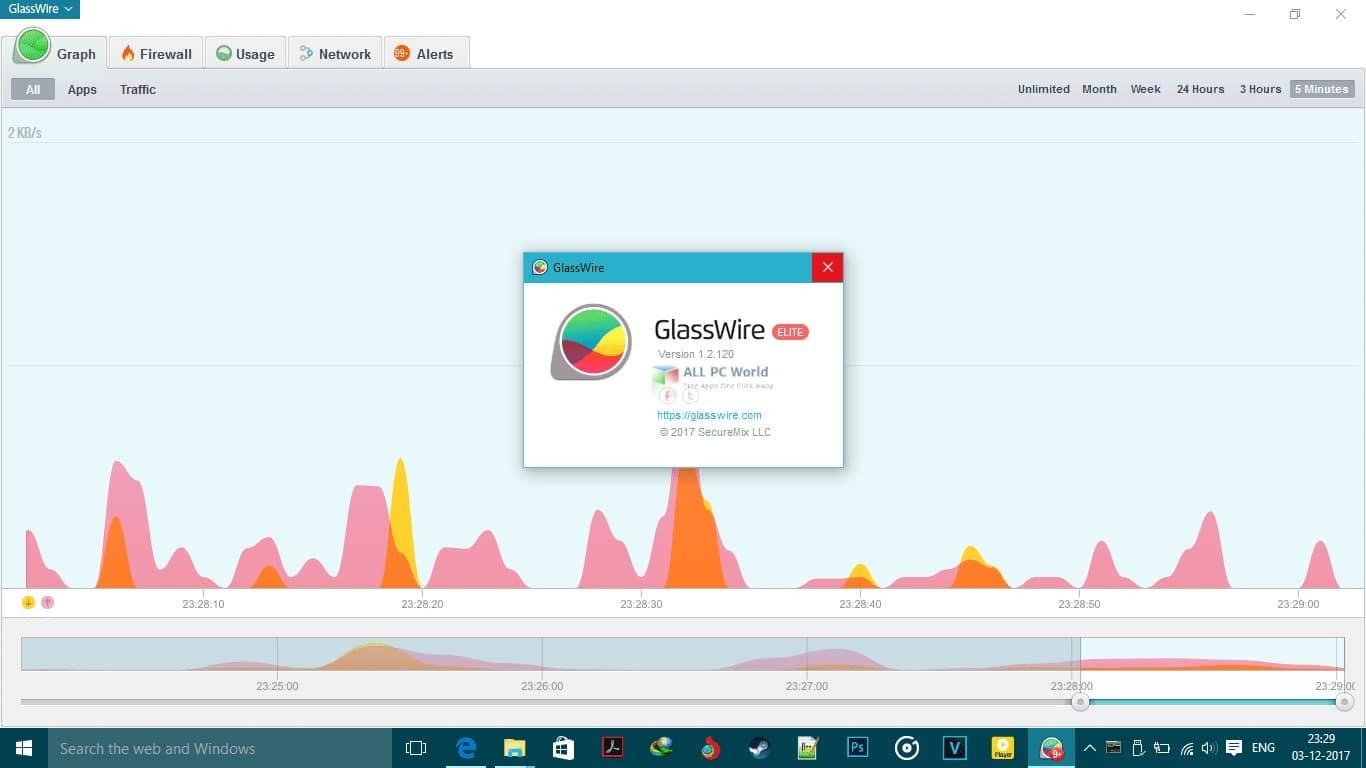 GlassWire 2.1.241