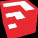 SketchUp Free ikon
