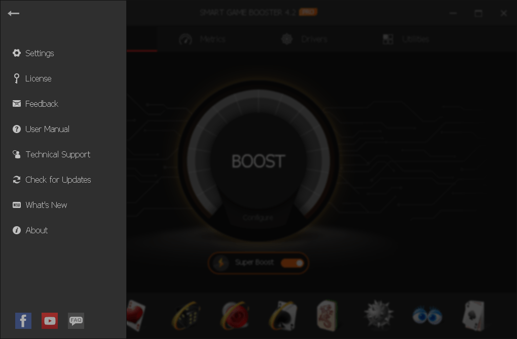 Smart Game Booster 4.2