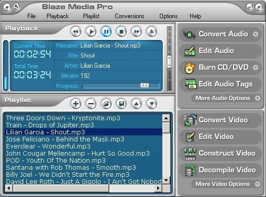 Blaze Media Pro 10.0