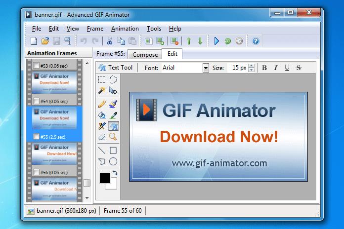 Free Gif Animator 4.6.20