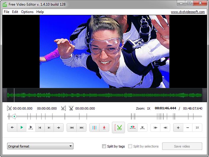 Free Video Editor 1.4.56.703