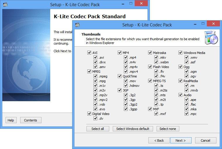 K-Lite Codec Pack Full 15.9.5