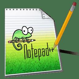 Notepad++ ikon