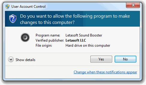 Sound Booster 1.11.0.514