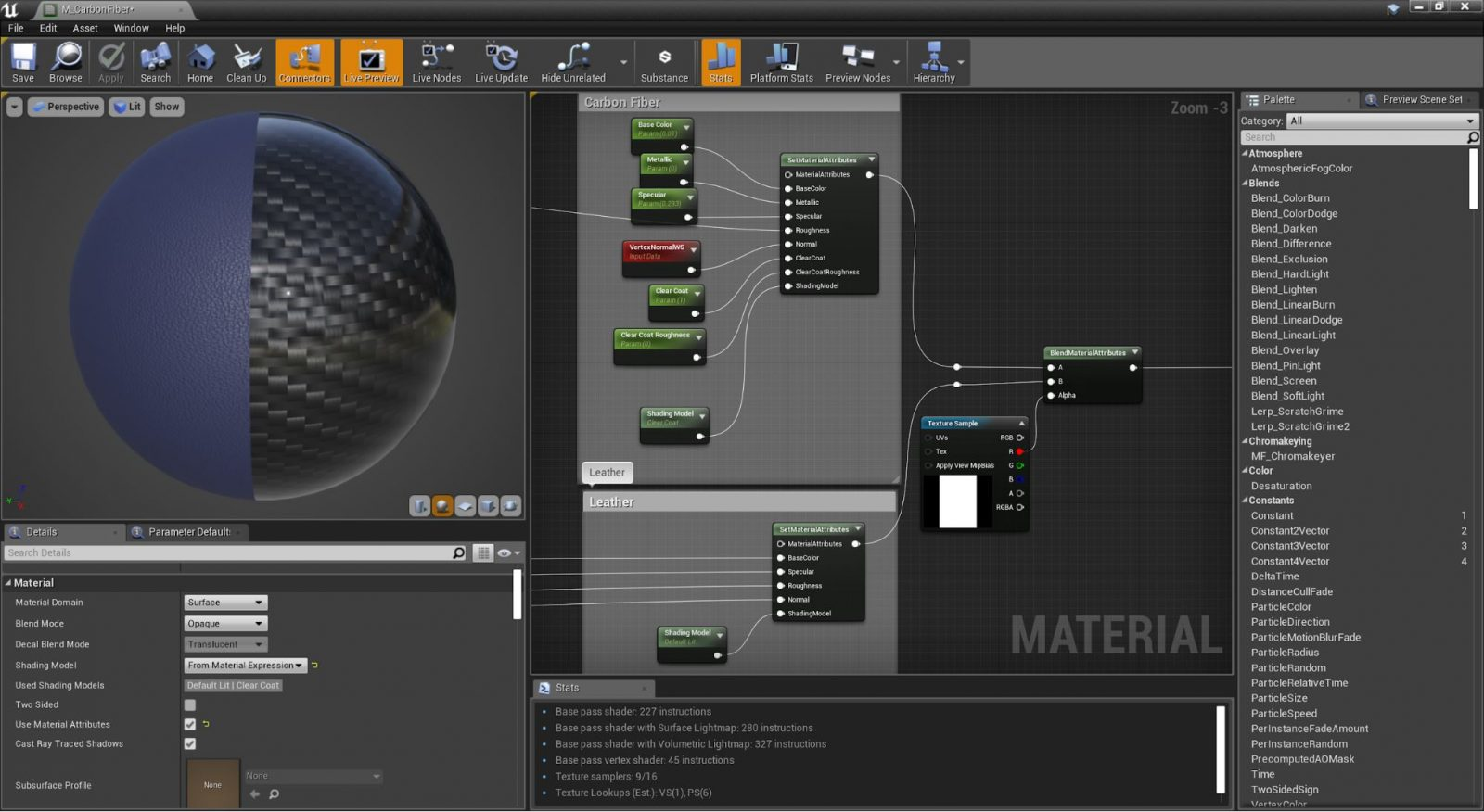 Unreal Engine 12.1.1
