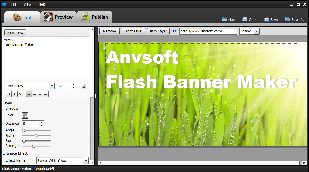 Flash Banner Maker 1.0.0