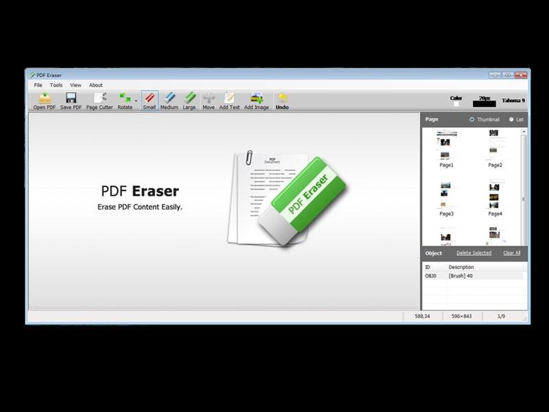 PDF Eraser 1.8