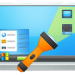 Show Desktop Icons ikon