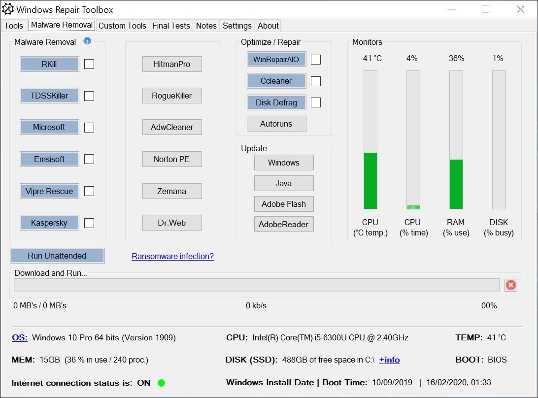 Windows Repair Toolbox 3.0.2.5