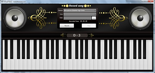 Free Virtual Piano