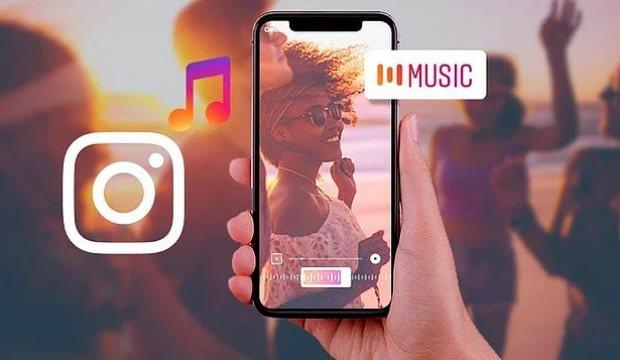 Instagram'a Müzik Ekleme Özeliği