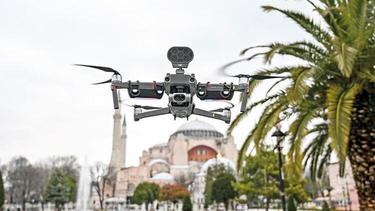 Polis Dronu