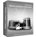 ThunderSoft Photo Gallery Creator ikon