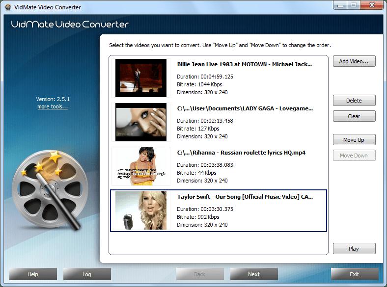 VidMate Video Converter 8.8.2.6