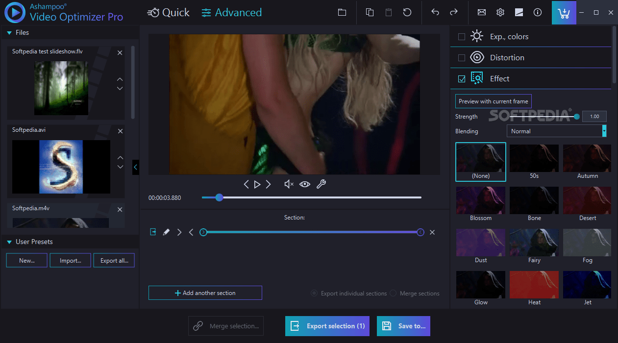 Ashampoo Video Optimizer Pro 1.0.5