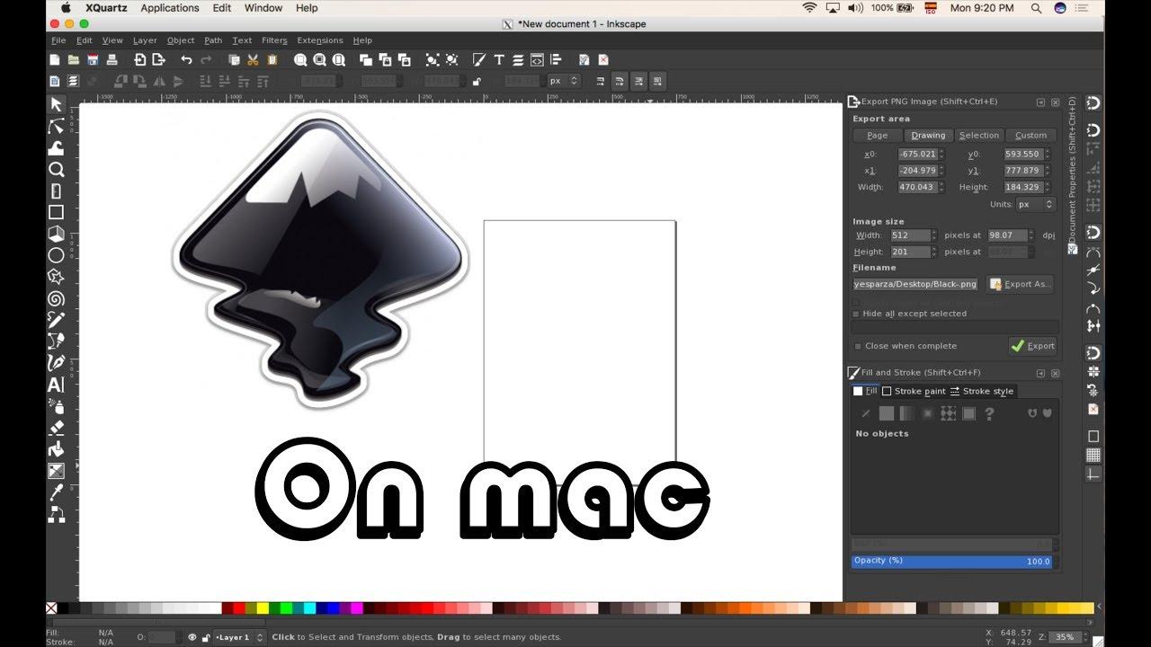 Inkscape 1.0.2