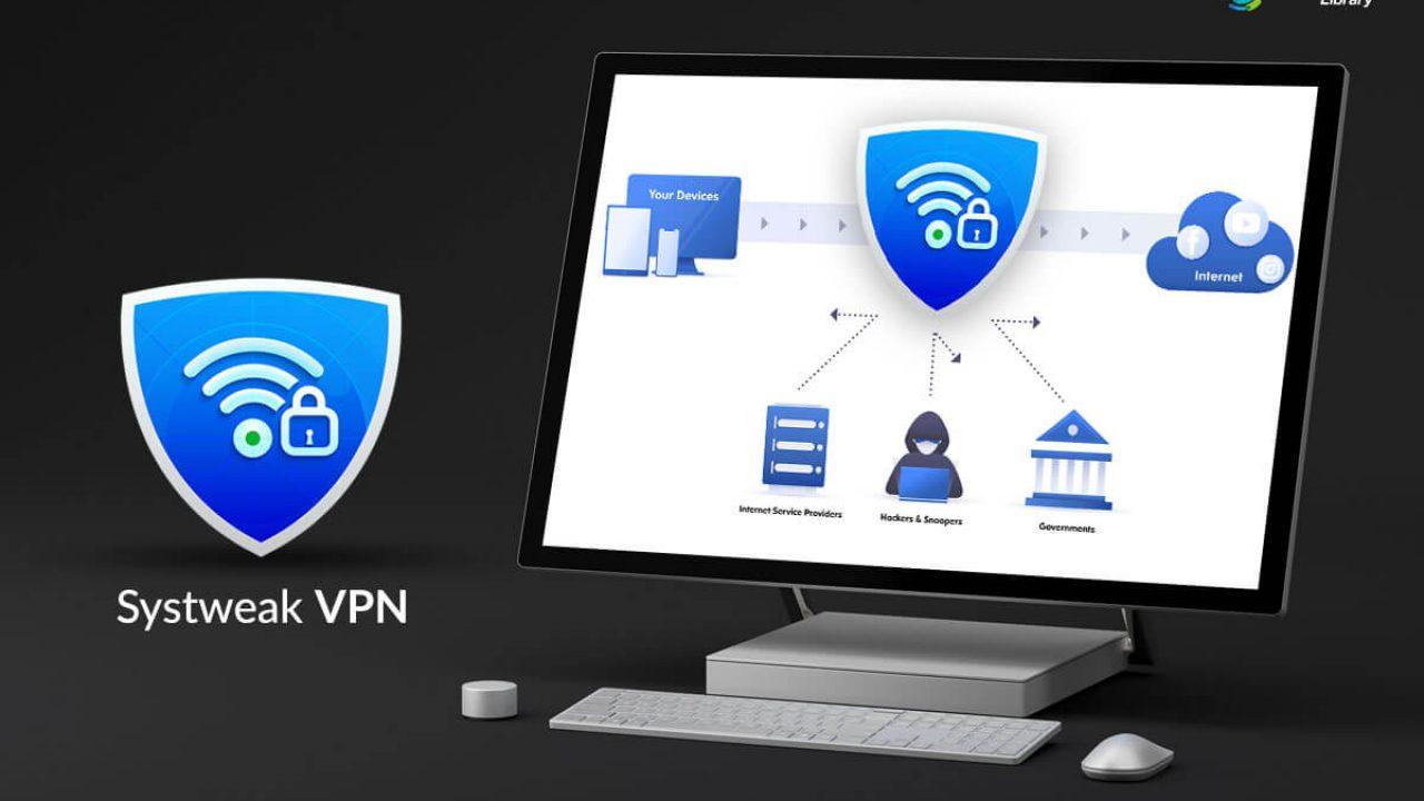 Systweak VPN 1.0.0.33