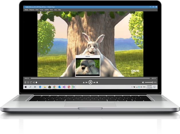 C Media Player 2.1.0