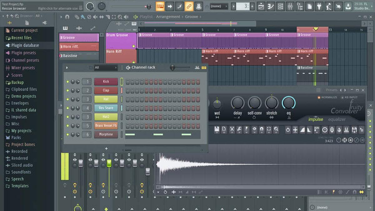 FL Studio 20.7.2.1863