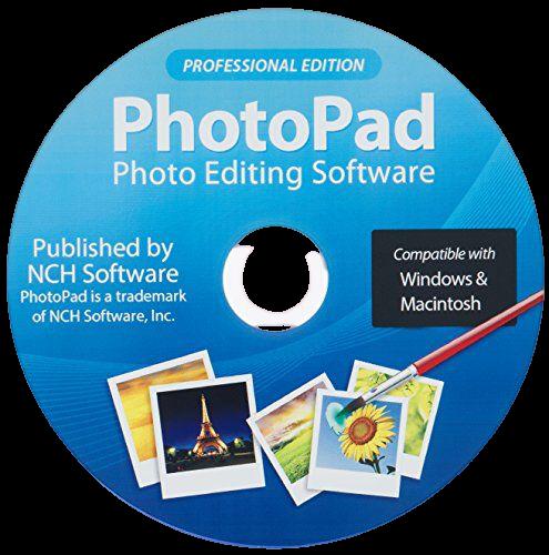 PhotoPad Photo Editing Software ikon