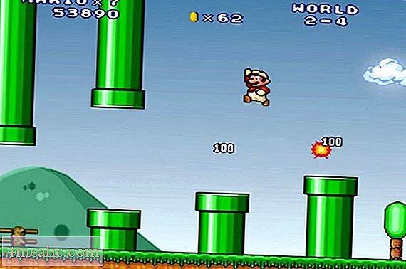 Super Mario 3: Mario Forever 7.03