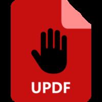 PDF Unshare ikon