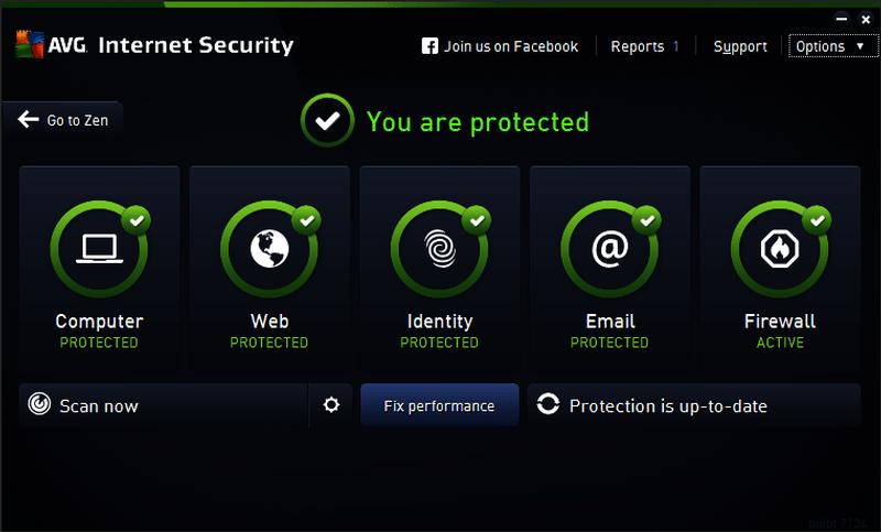 AVG Internet Security 21.1.3164