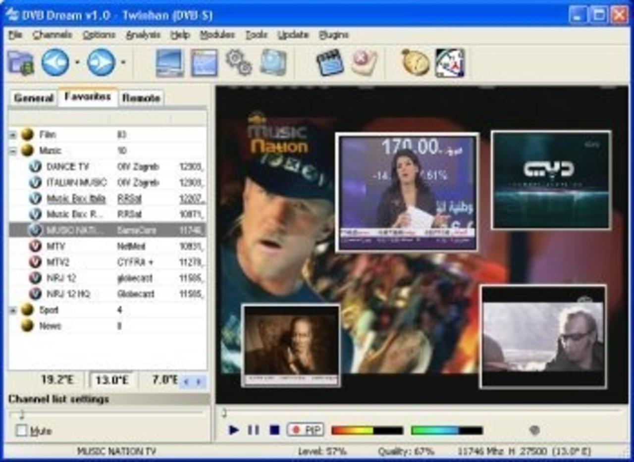 DVB Dream 3.7.1
