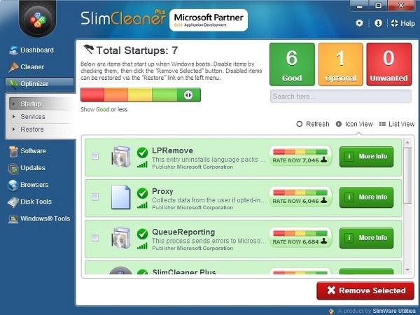 SlimCleaner 4.3.1.87