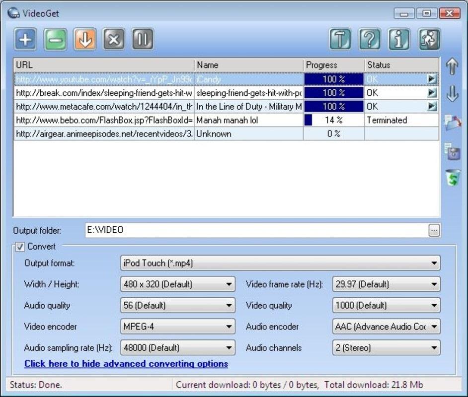 VideoGet 8.0.7.132