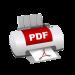 BullZip PDF Printer ikon