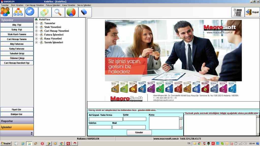 MacroSoft KobiFlex 5.0.9