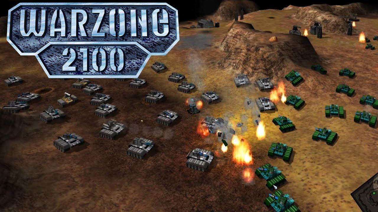 Warzone 2100 4.0.1