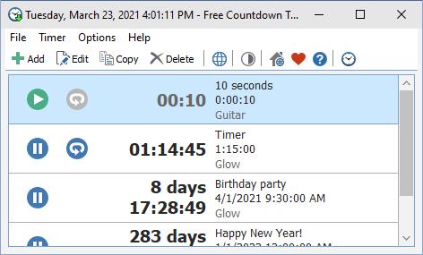 Countdown Timer 5.1