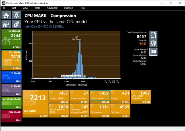 PassMark PerformanceTest 10.1. build 1002